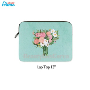 """ALL NEW FRAME Rose iPad Pouch 1ea [Lap Top 13""""],ALL NEW FRAM"""